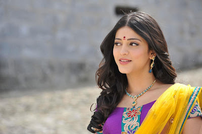 sruthi han in gabbar singh latest photos