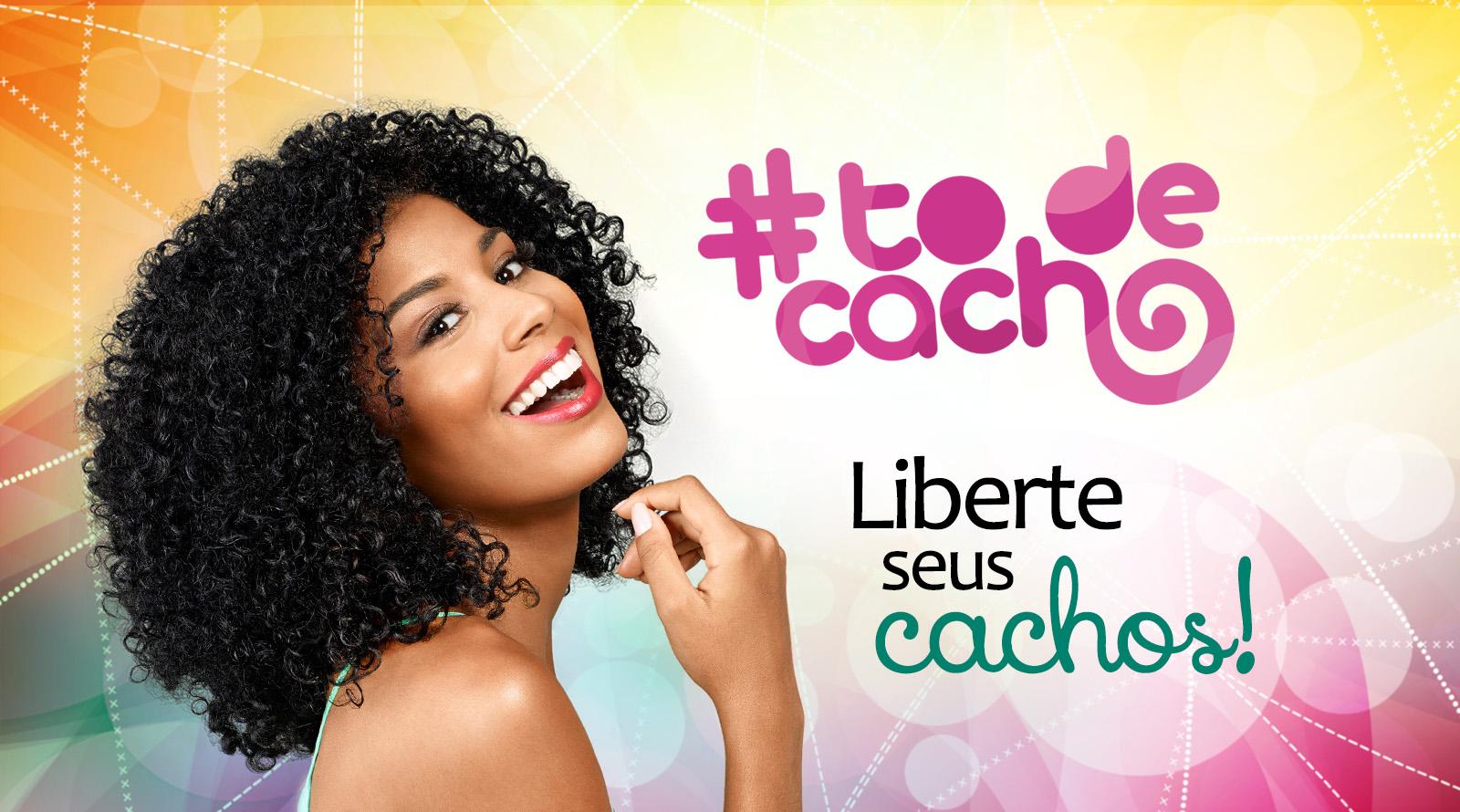 #todecacho - TO DE CACHO | Salon Line Lançamentos