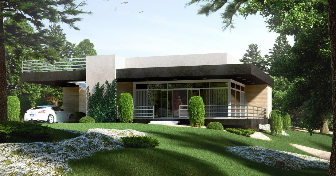 Fotos de fachadas de casas bonitas vote por sus fachadas for Casas modernas wikipedia
