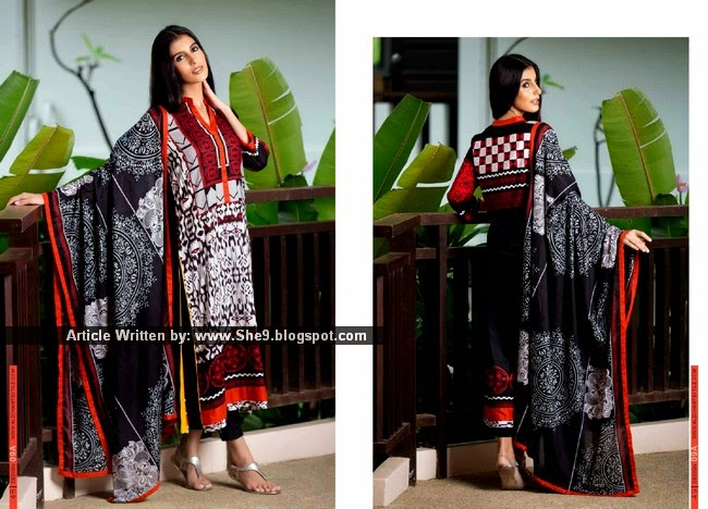 Lavish Lawn Prints by Monsoon Lawn Vol-2