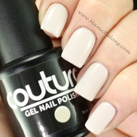 Couture Gel Polish Dance Til Dawn Swatch