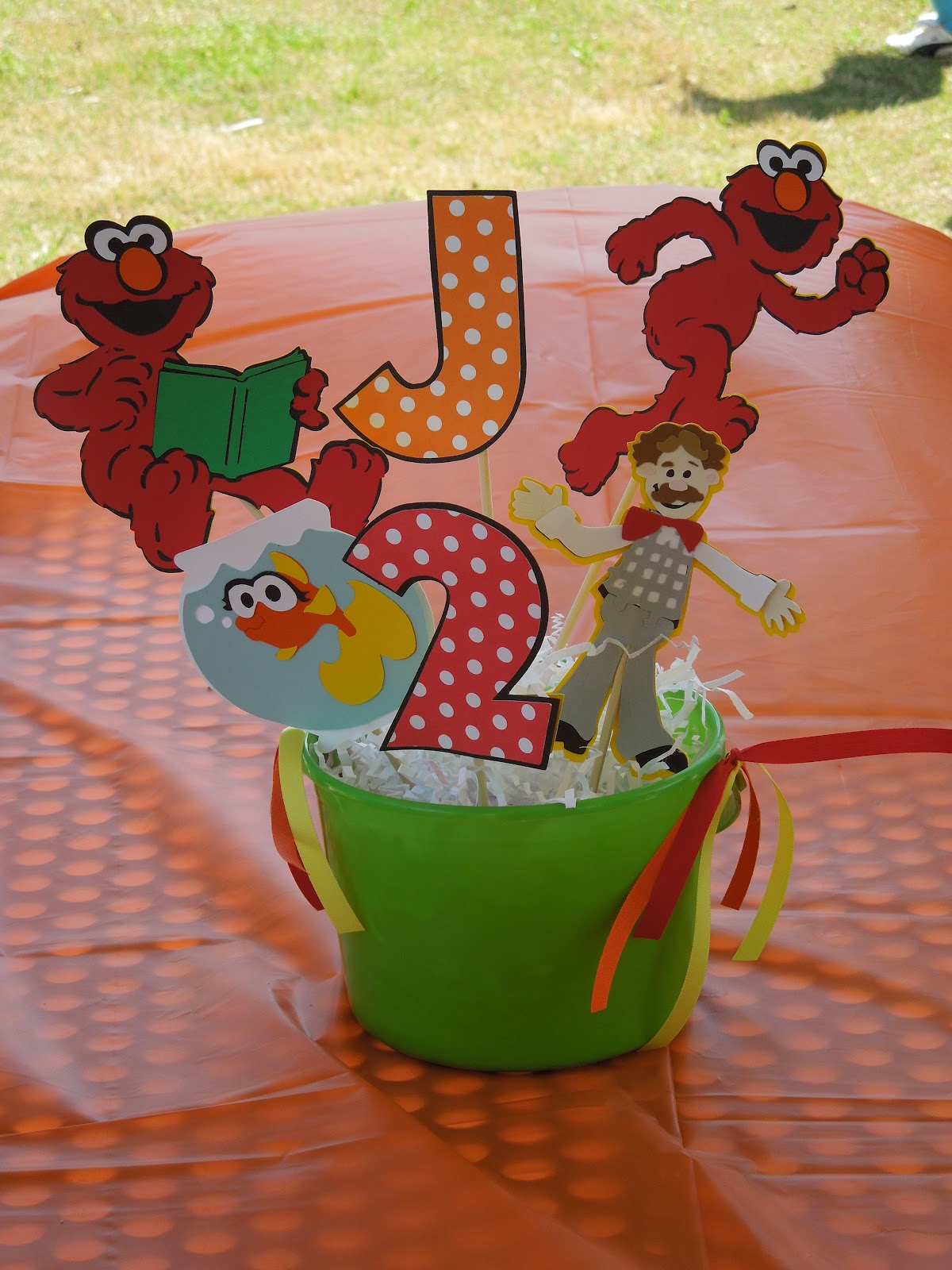 Happy Birthday Elmo 2