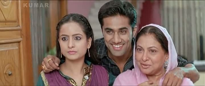 Screen Shot Of Aappan Pher Milange (2012) Punjabi Movie 300MB Short Size PC Movie