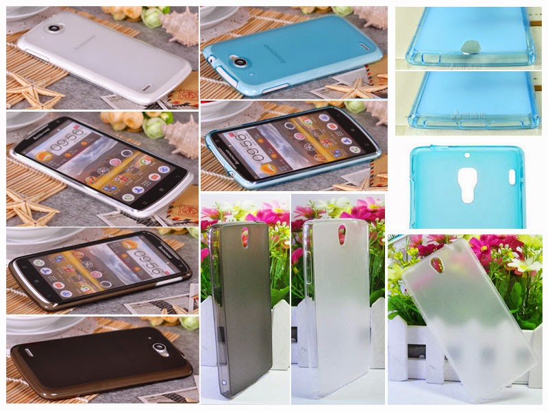 Jual Lekalong Matte TPU Soft Case Oppo Find 5 Mini R827