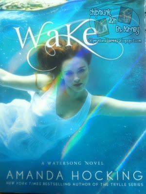 The Watersong Novel Wake Amanda Hocking