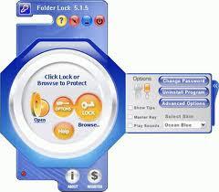 تنزيل برنامج فولدر لوك Folder Lock 7.1.1 برنامج قفل الملفات