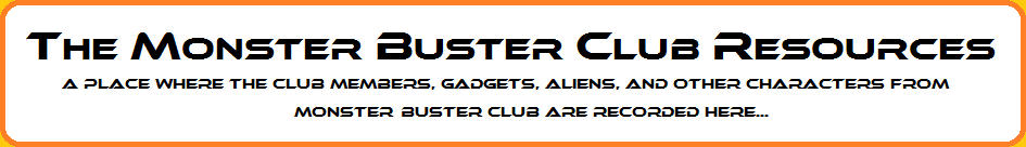 The Monster Buster Club Resources