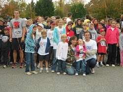 5K Fun Run for Erica