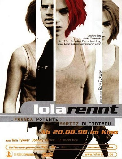 Ver Corre, Lola, corre (Lola rent) (1998) Online