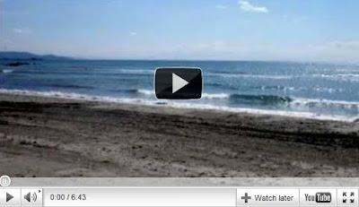 Περίπατος την παραλία Βραυρώνας anatakti.gr