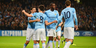Video Gol Manchester City vs Viktoria Plzen 28 November 2013