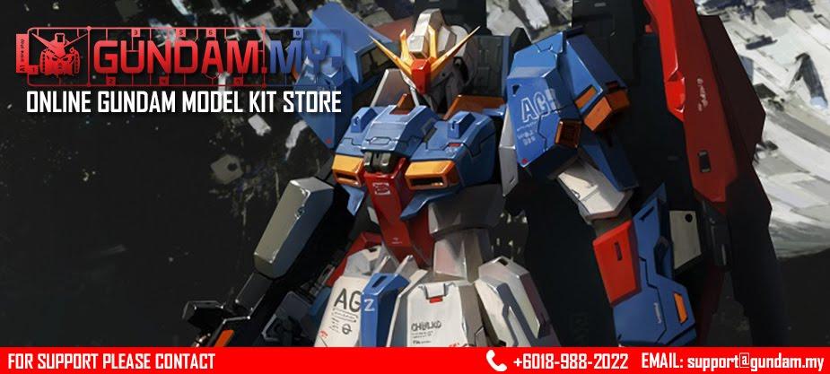 GundamModelKitsShop @Malaysia