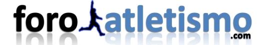 logo ForoAtletismo.com