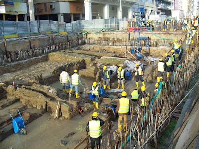 Χρ. Σπίρτζης: Εφικτή τεχνικά η συνύπαρξη αρχαιολογικών ευρημάτων - μετρό Θεσσαλονίκης