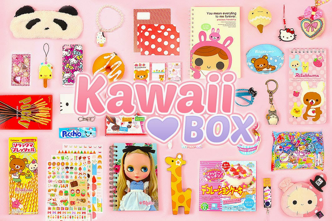 Internationally Open - Kawaii Box Giveaway