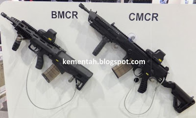 Senapan BMCR dan CMCR