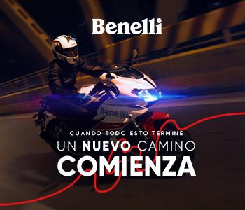 Benelli un nuevo camino comienza!!!