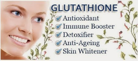 Glutathione benefits