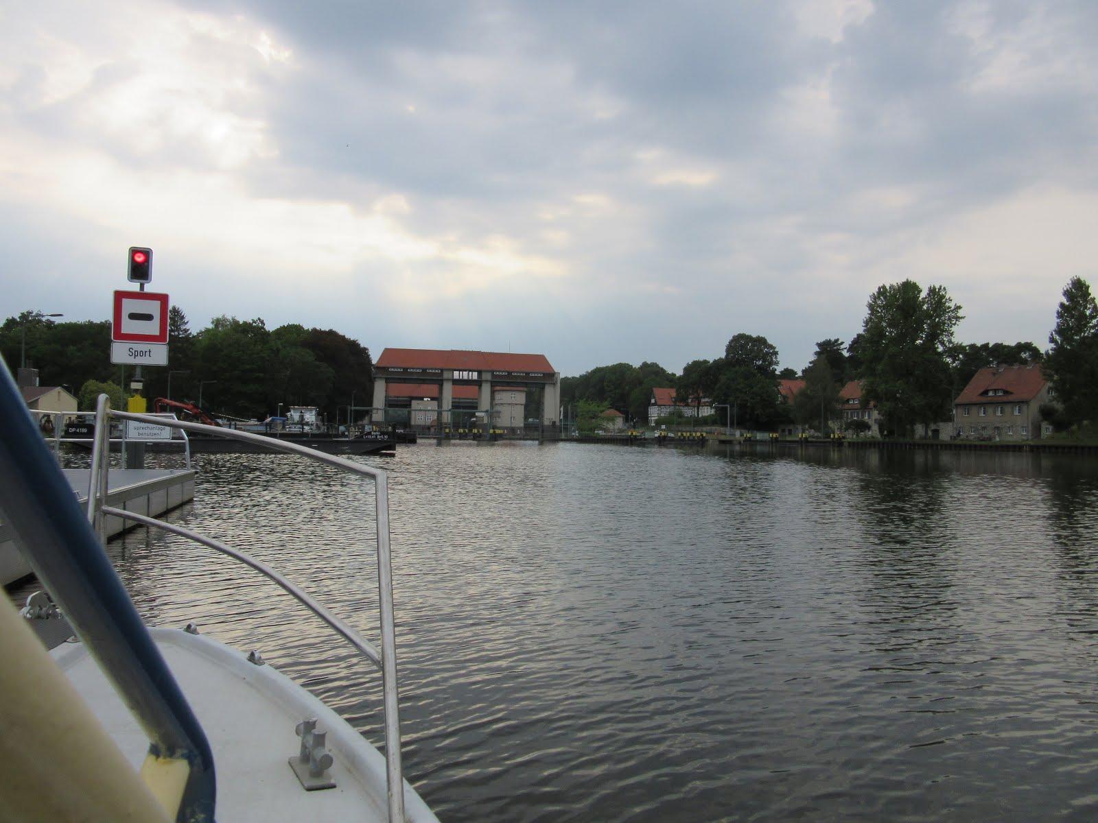 Fahrt nach Potsdam