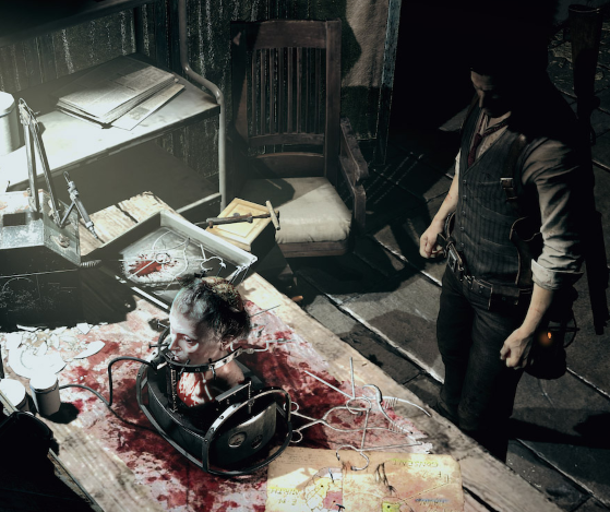 The Evil Within Puzzle