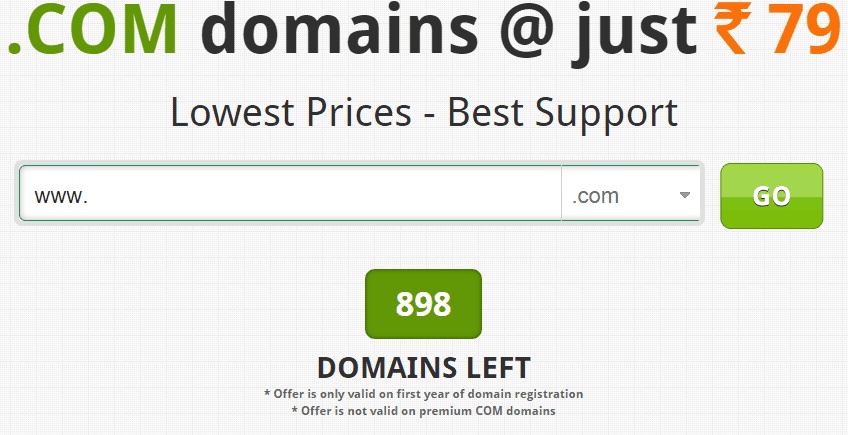 Big rock coupon domain