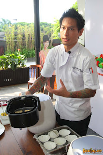 Foto-Foto Chef Juna = Junior Rorimpandey