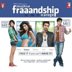 Mujhse Fraaandship Karoge (2011 - movie_langauge) - Saqib Saleem, Saba Azad, Nishant Dahiya, Tara DSouza