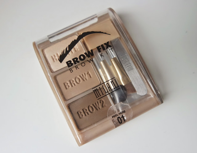Milani Brow Fix Brow Kit Review on http://emandhanxo.blogspot.co.uk