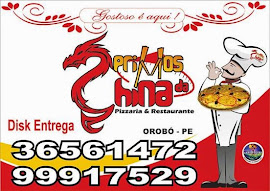 PIZZARIA E RESTAURANTE PRIMOS DA CHINA