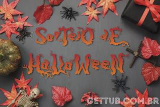 Sorteio Halloweeen