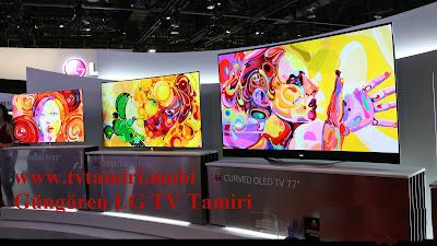 Gungoren LG TV Servisi