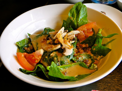 Japanese Sesame Salad at Gyu-Kaku Queenstown