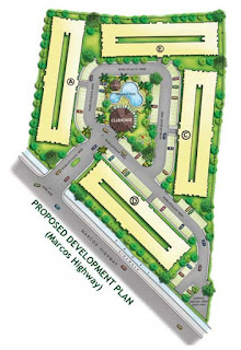 Bali Oasis Marcos Highway Pasig Site Development Plan, Condominium for sale in Marcos Highway, Filinvest
