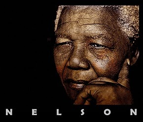 NELSON  MANDELA,  GLOBAL  ICON,  DIES  AT  95!