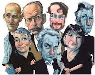 Escritores Europeos por Fernando Vicente