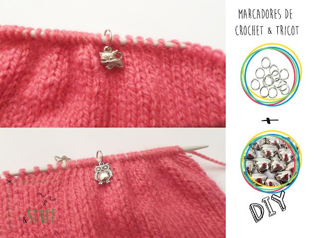 marcador crochet