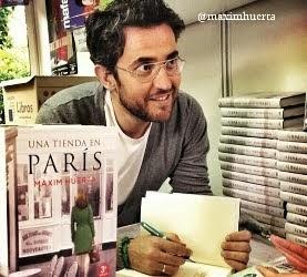 Conoce París de la mano de: MAXÍM HUERTA