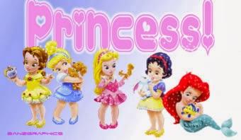 princesitas felicez