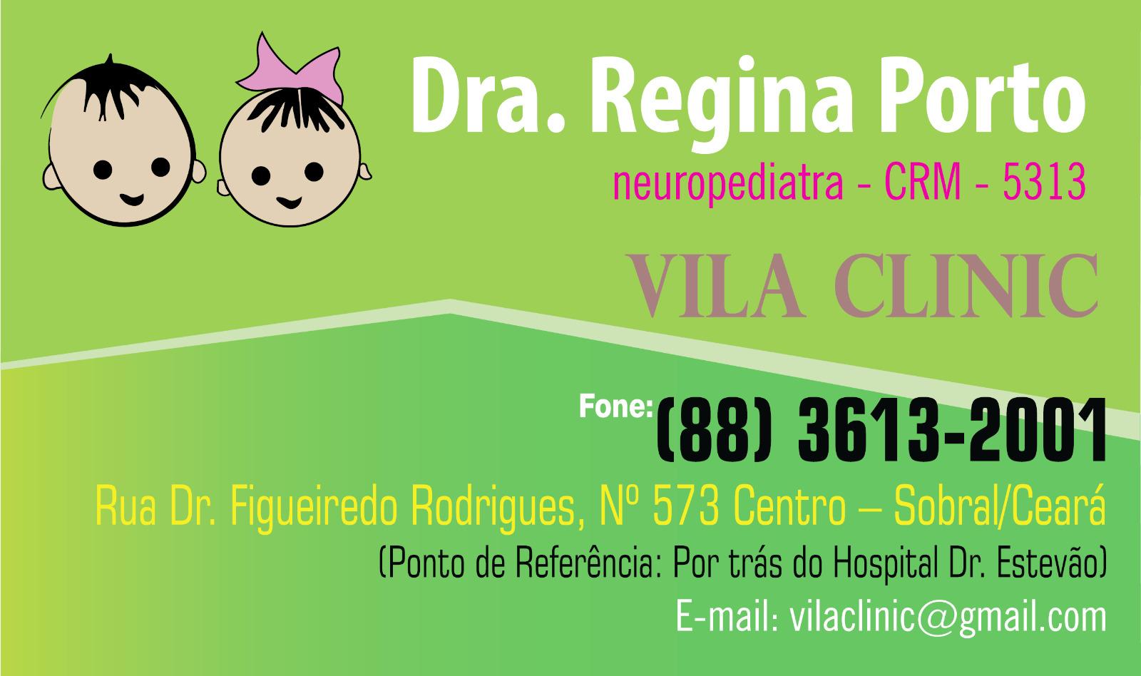 Drª REGINA PORTO