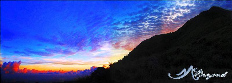 sunset at tarak ridge, sunset at mt mariveles, tarak ridge summit, tarak ridge sunset, mt mariveles summit, mt mariveles sunset