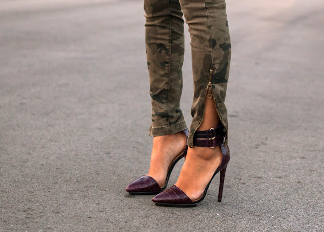 Lusting Over: L.A.M.B Oxley Heels