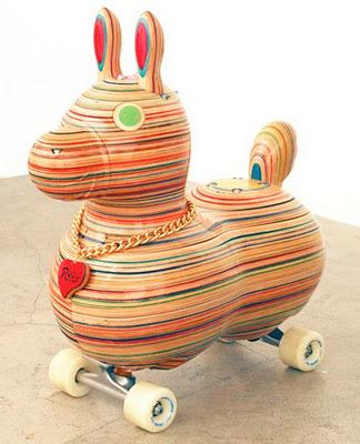 skateboard patung keren dari skateboard patung keren dari skateboard
