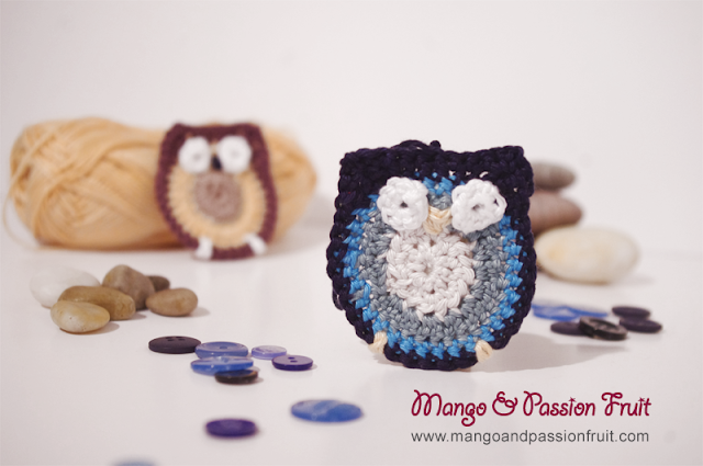 This lovely pair will make Christmas OWLsome!!!