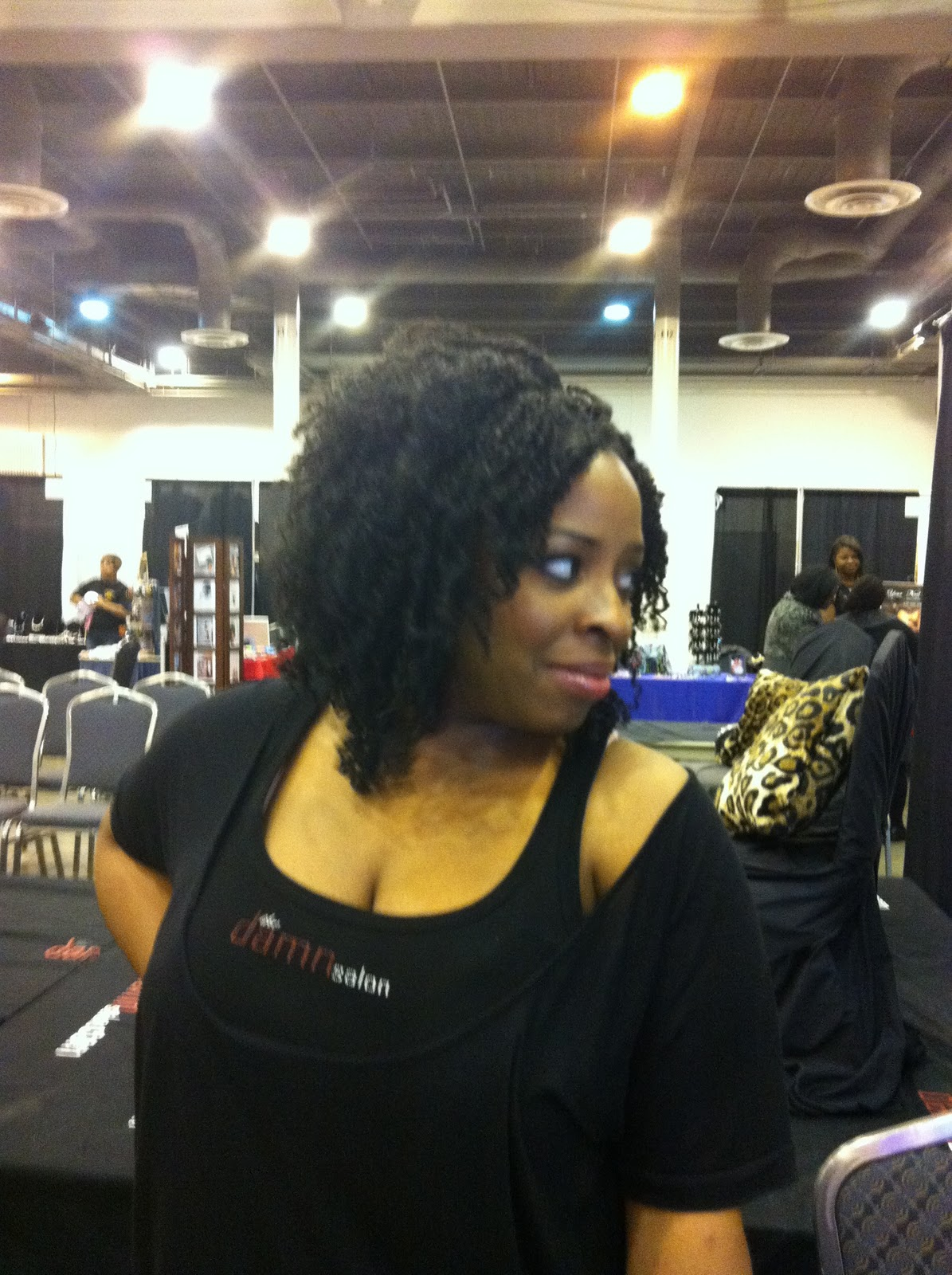 Roots don 39 t lie nzuri natural hair show december 10 11 2011 for Act ii salon salem nh