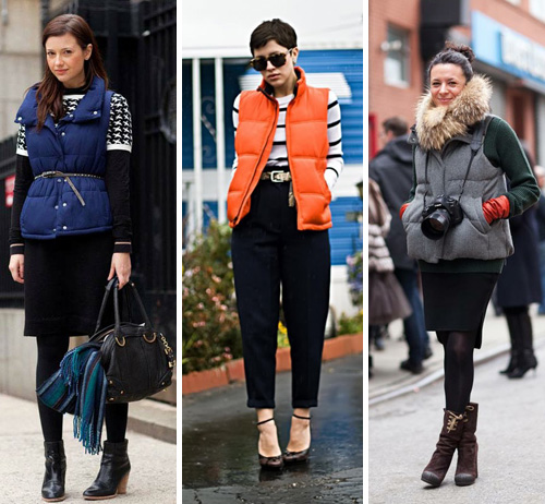 StyleAndPepperBlog.com : : Trendwatch // Puffer Vests