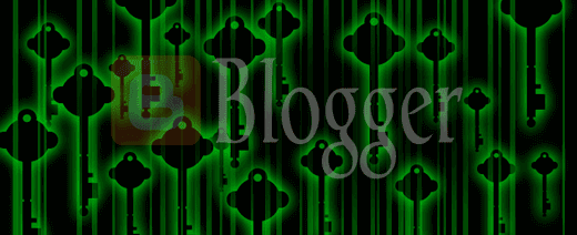 Blogger Blog Secured