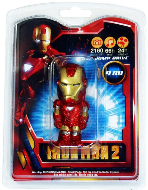 Memoria USB Iron Man 4 GB
