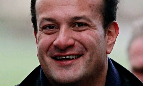 Leo Varadkar becomes Ireland's first openly gay minister, LGBT news