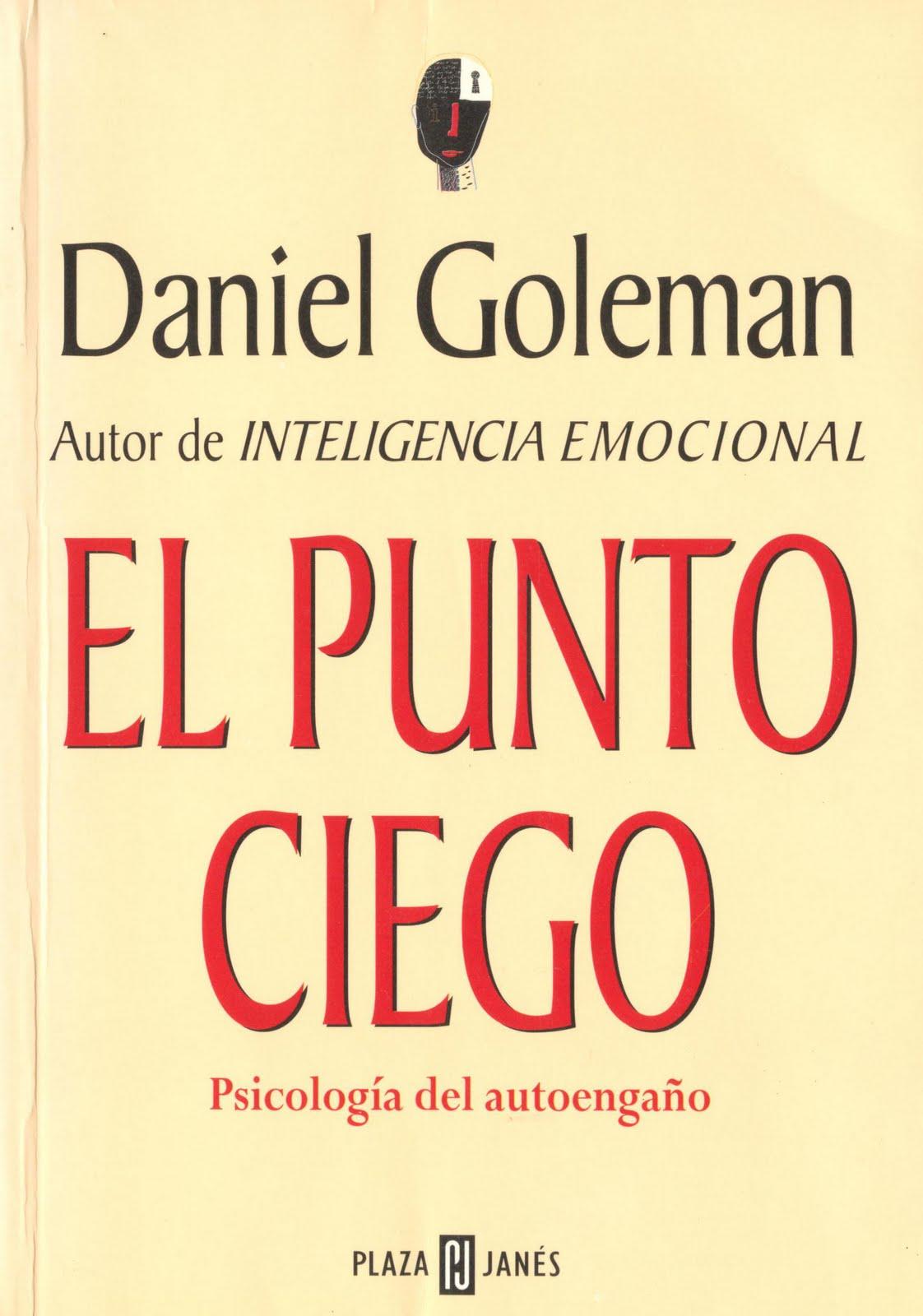 642 Pdf El Punto Ciego Daniel Goleman Libros
