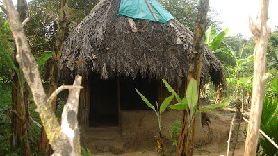 Siddi Tribe Community Hut
